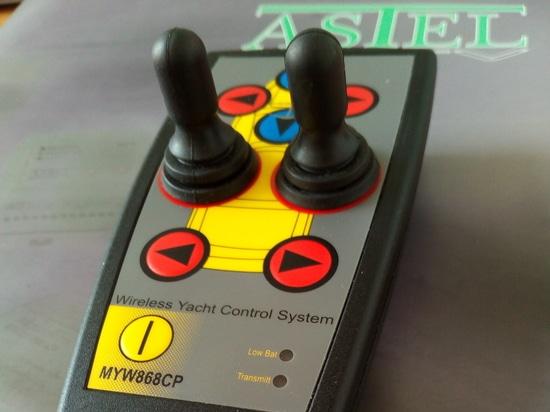 Wireless Yacht Control System