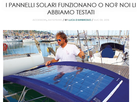 "From ""Boat and Boats"": TEST: DO SOLAR PANELS REALLY WORK?"