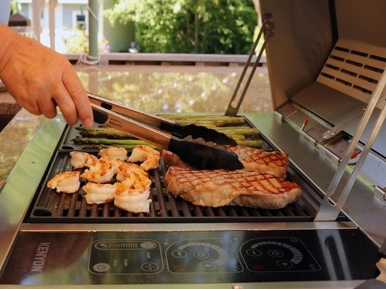 Texan Grill with IntelliKEN Touch Control™
