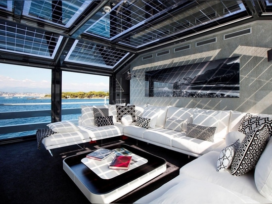 The Arcadia 100 Yacht Redefines Eco-Friendly