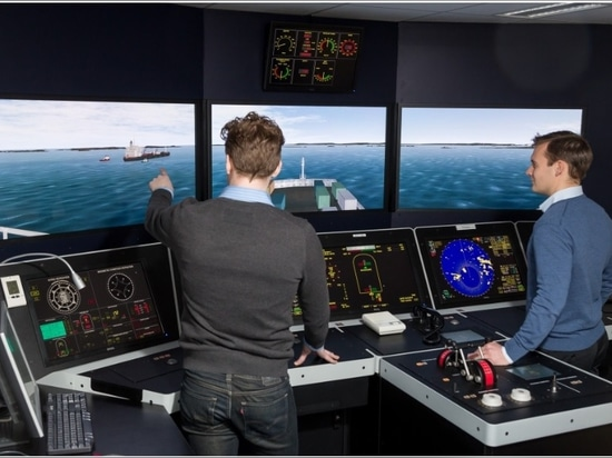 The Kongsberg simulators will enable Modal to offer training that effectively replicates the working environment