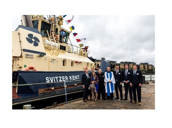 Svitzer Kent named in London