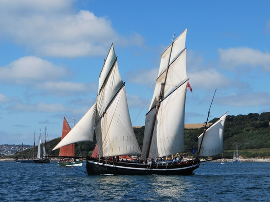 Scilly Isles' Islands Regatta this weekend