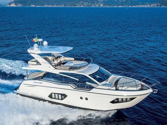 Absolute 50 Fly- Fort Lauderdale International Boat Show