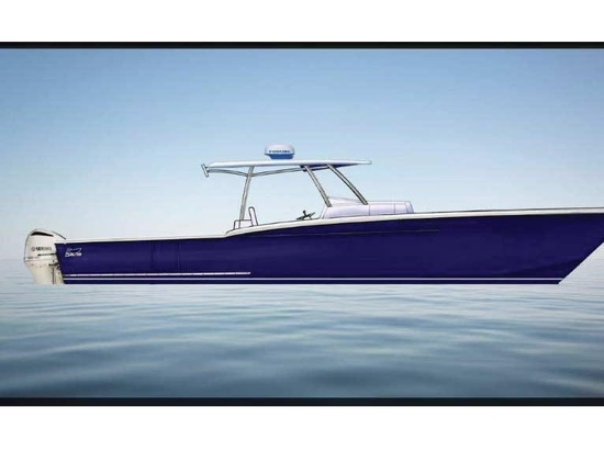 See the Buddy Davis 42CC at the Fort Lauderdale International Boat Show