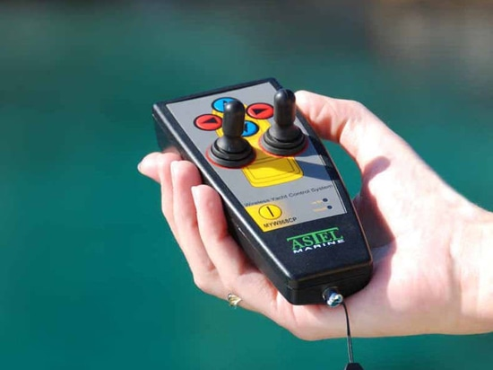 Wireless Yacht Control System - When landing becomes a pleasure …