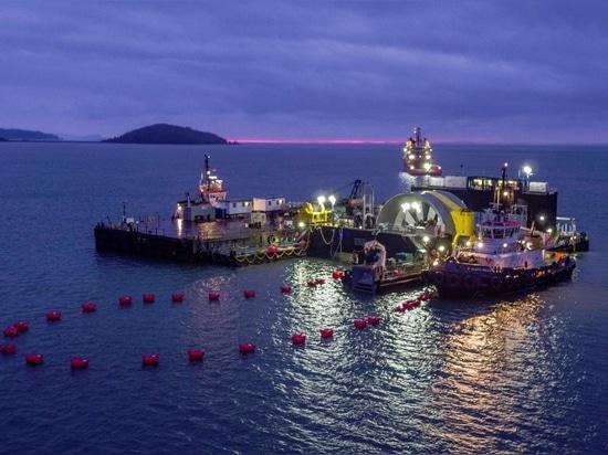 Bay of Fundy deployment