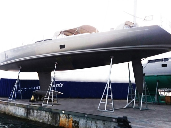 Solutions for Mega Sailing Yacht