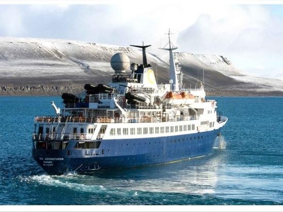 MAJOR REFIT IN 2017 FOR SEA ADVENTURER