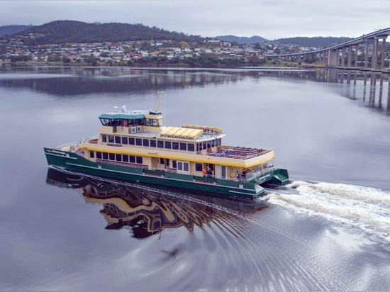 NEW FERRY LAUNCHED BY INCAT