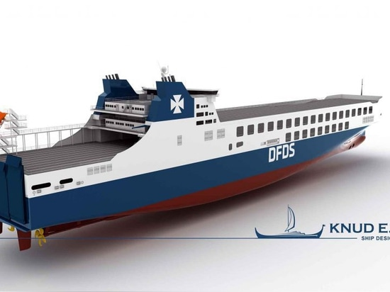 DFDS ORDERS RO-ROS TO KNUD E. HANSEN DESIGN