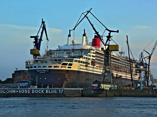 UPGRADE TO QUEEN MARY 2 COMPLETED