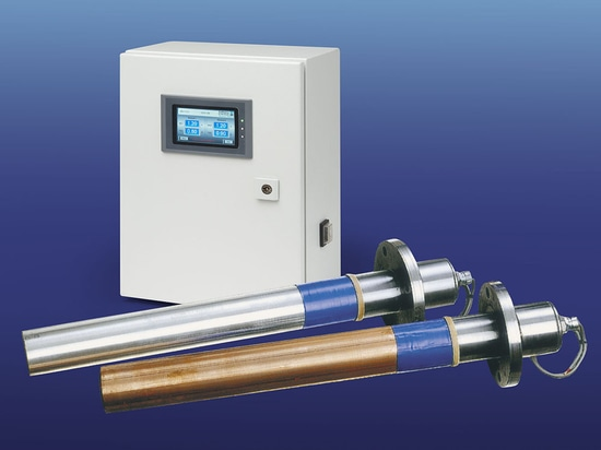Cathelco MGPS anodes and control panel