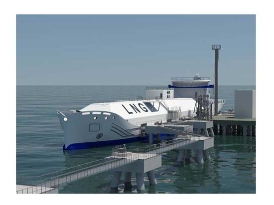 SENER to unveil LNG bunker tanker design