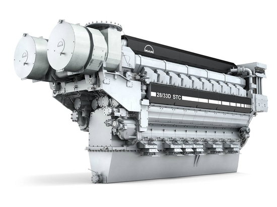 New USCG cutter to feature MAN Diesel engines