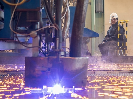 MV Werften cuts first steel for Crystal River Cruises duo