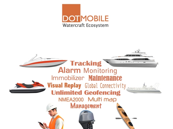 New DOTMobile arrivals to debut at Miami International Boat Show!