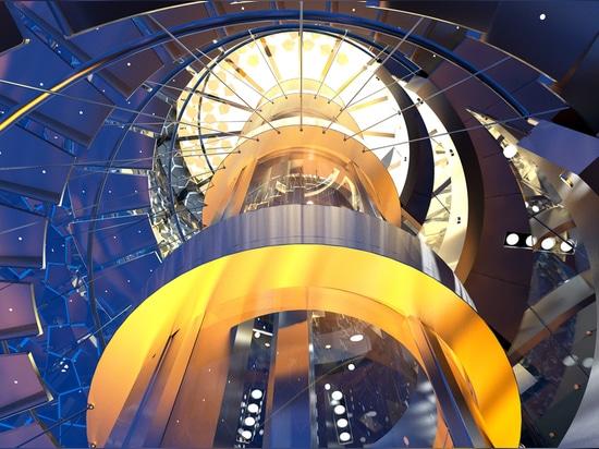 90m atrium concept