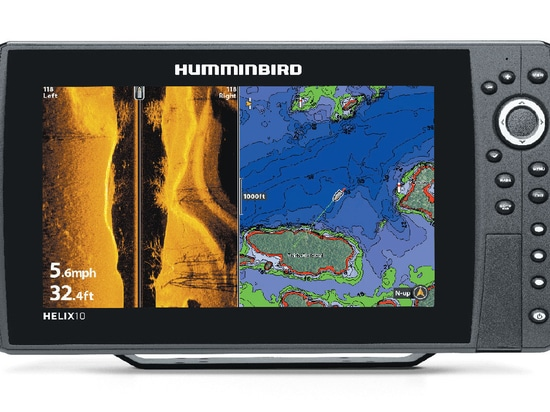 NEW: fishfinder by Humminbird