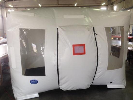 Portable Watertight Chamber