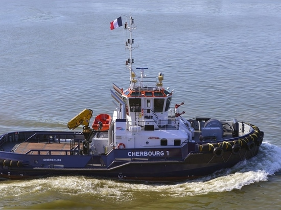 'Cherbourg 1's deck gear has enabled a broader remit