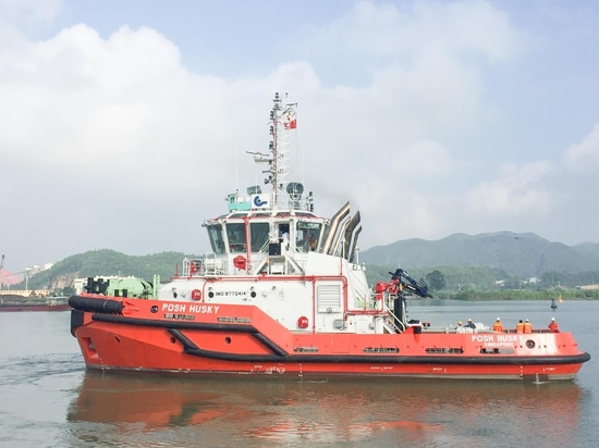 OSD's latest ASD tugs are destined for owners in Singapore (OSD)