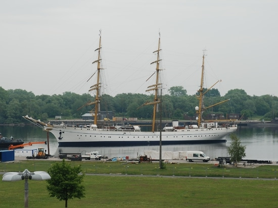 Gorch Fock: out of action until 2018