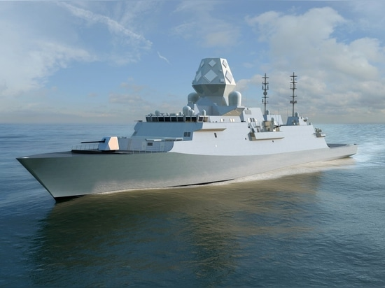 BAE proposal is based on its Type 26 Global Combat Ship