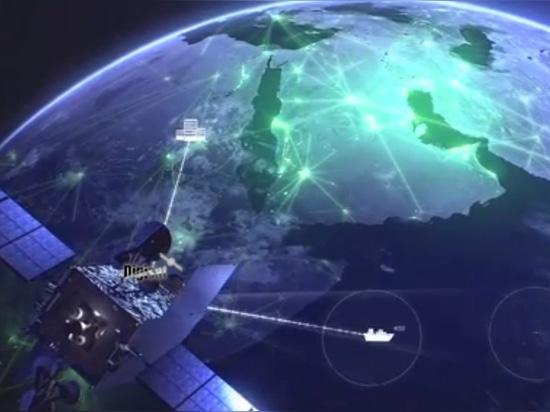 Inmarsat and Blue Maritime Cluster talk digital disruption