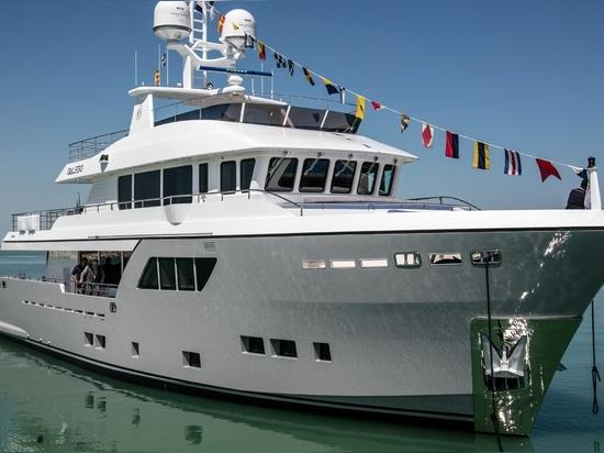 CdM christens its third Darwin class explorer