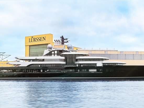 Lürssen launches Project Thunder