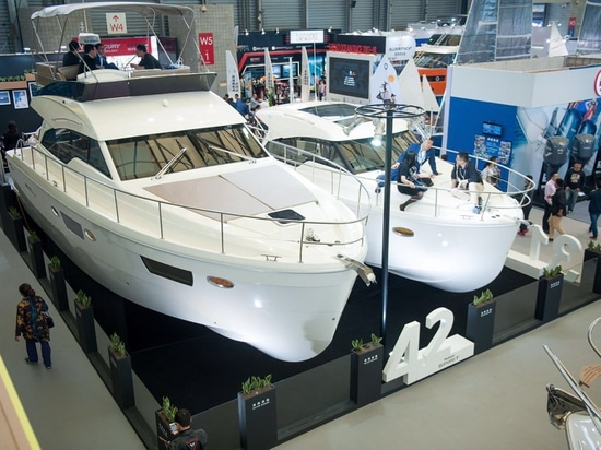 RODMAN AT THE MOST RELEVANT SPRING BOAT SHOWS