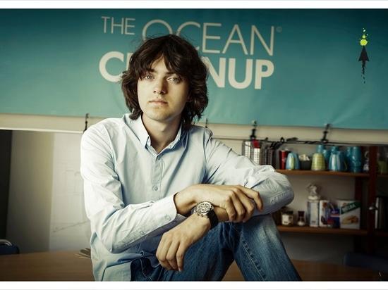 The winner of The Heyerdahl Award 2017 is The Ocean CleanUp