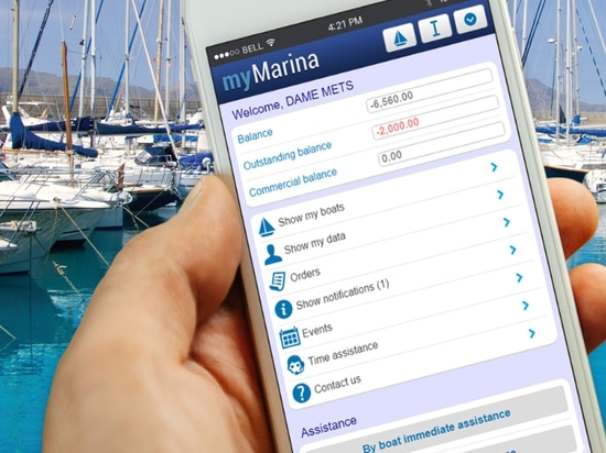 myMarina-Assist improves your clients experience