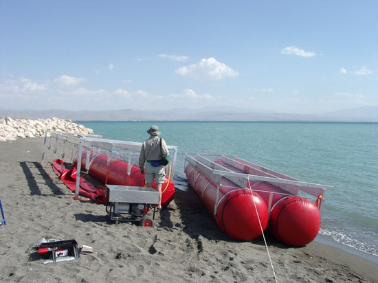 Customized Production of Inflatable Buoyancy Tubes and Air Cushions, in a variety of Shapes and Sizes