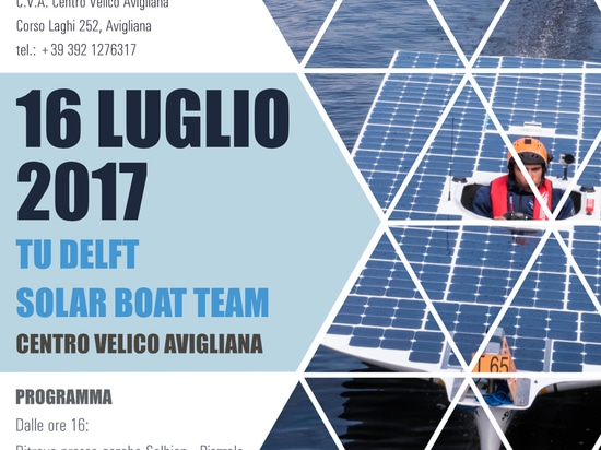 From Monaco to Avigliana, a busy July for the TU Delft team and Solbian