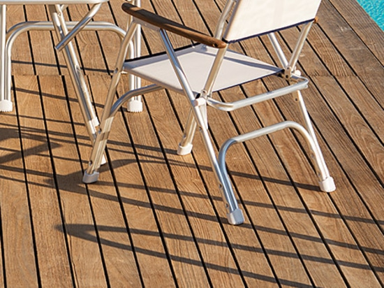 FORMA M100 Classic and contemporary design deck chairs