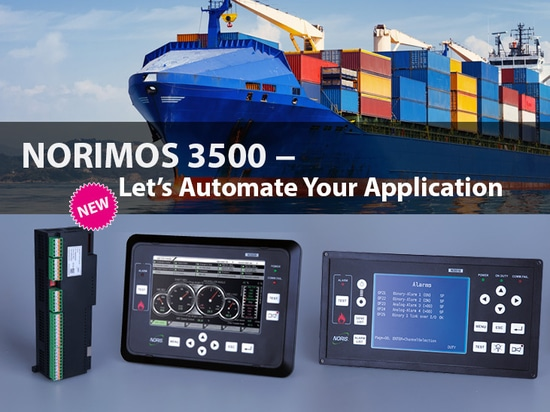 NORIMOS 3500 System Components