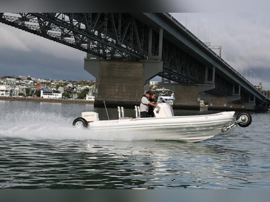 Amphibious Boat 7.1m