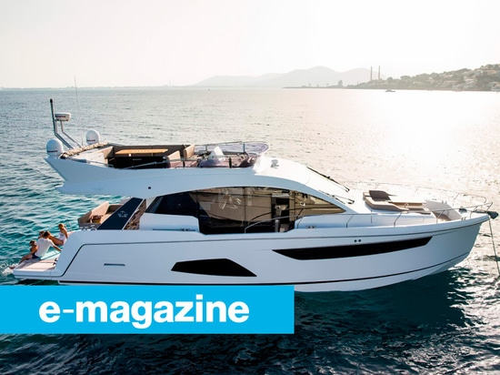 Sealine F530: The Yacht as a Lounge