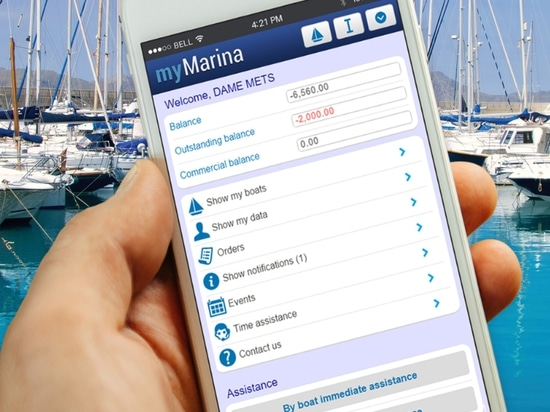 MARINA MASTER PROJECT CONFIRMED AS INNOVATIVE BY EUROPEAN UNION ERDF