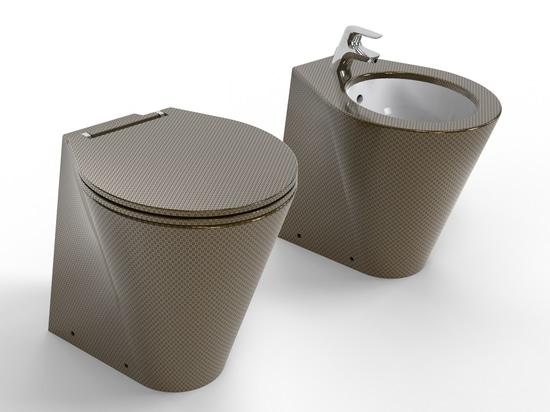 X-Light S toilet and bidet