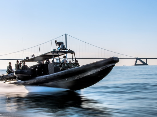 34 Special Operations RHIBs for UAE