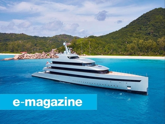 Hybrid Superyachts: A Sustainable Buzz ?