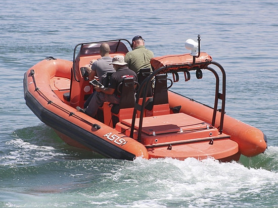 Search and Rescue SAR Inboard Boat