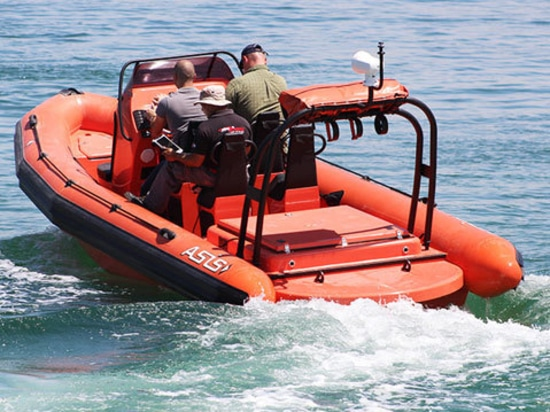 ASIS Boats delivers Diesel powered rescue RIBs for Offshore oilfields.