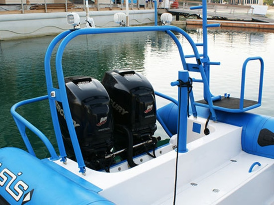 Limiter Editions Boats-ASIS Bluebird