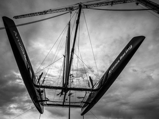 Artemis Racing (Courtesy of Sander van der Borch)