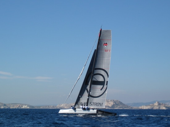MARSEILLE ONE DESIGN: THE FOILING WEEK