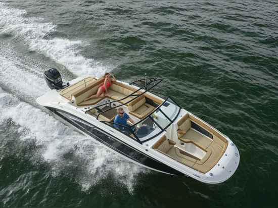 SEA RAY 270 SUNDECK OB